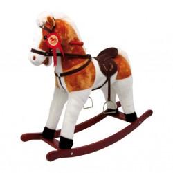 Houpací kůň se zvuky Calypso