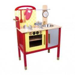 Dřevěná kuchyňka Denise