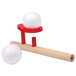 Hra Foukání do míčku