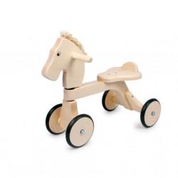 Dřevěné odrážedlo koník Pauli