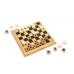 Bambusové šachy - Šach Mat