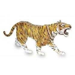 3D Puzzle - Tygr