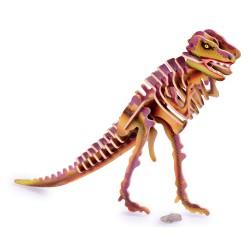3D Puzzle - Tyranosaurus