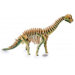 3D Puzzle - Brachiosaurus