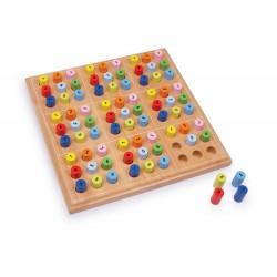 Sudoku dřevěné, stolní hra