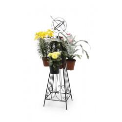 Dekorativní stojan na květiny, Větrná koule