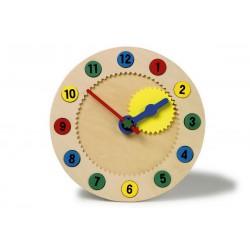 Nauč se hodiny s magnetickými čísly