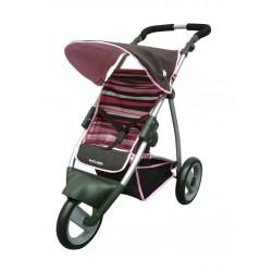 Sportovní tříkolka pro panenky Junior MX3
