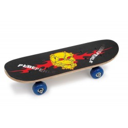 Mini Skateboard Lebka, 43 cm