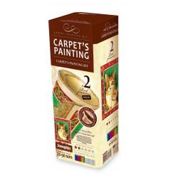 Kutilská sada koberec na malování