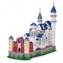 3D Puzzle Zámek Neuschwanstein
