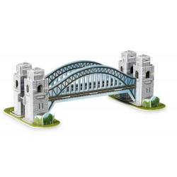 3D Puzzle most Sydney Harbour