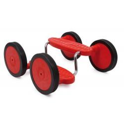 čtyřkolové šlapací vozítko pro děti Rotini