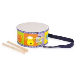 Dětský buben Zvířata