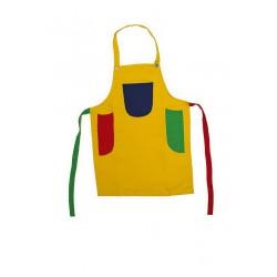 Kostým Dětská zástěra barevná