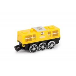 Dřevěná vláčkodráha - Elektrická lokomotiva